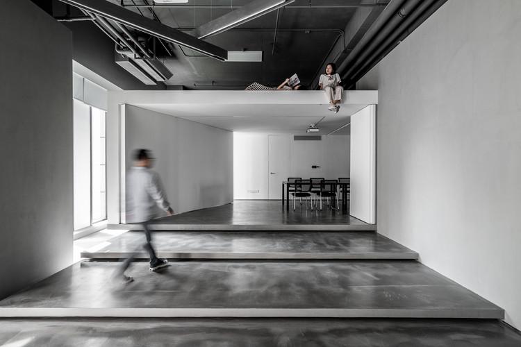 S'RUI Office / Wei Yi International Design Associates, © Xin-Ding Chen