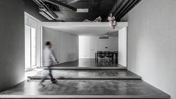 S'RUI Office / Wei Yi International Design Associates