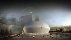 Robots will Construct Melike Altınışık' Robot Museum in Seoul