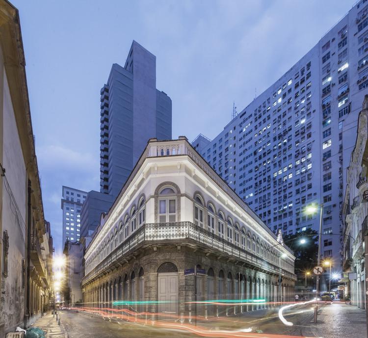 Miguel Couto /  Cité Arquitetura, © Fabio Fernandes