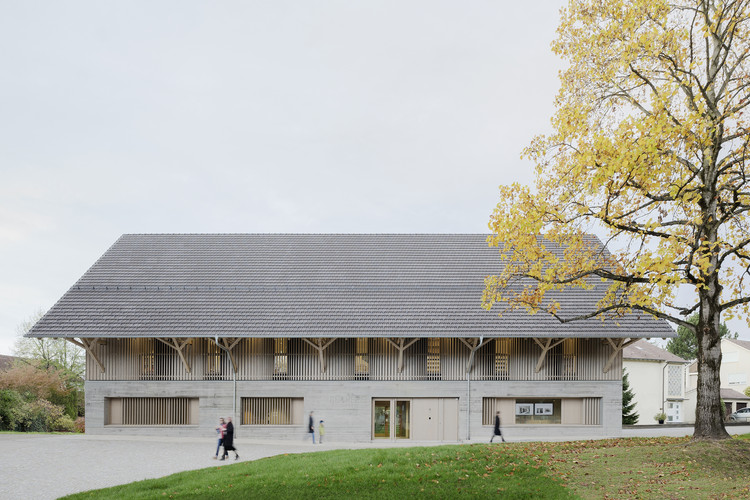 Biblioteca Kressbronn a. B. / Steimle Architekten, © Brigida Gonzalez