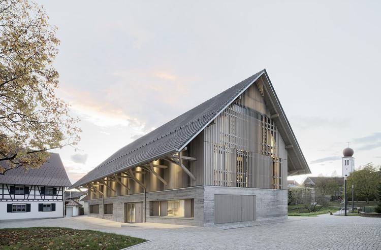 Library Kressbronn a. B. / Steimle Architekten, © Brigida Gonzalez