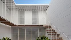 Seafront House / OAB. Office of Architecture in Barcelona