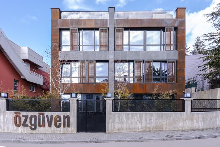 Özgüven Architecture HQ / Ozgüven Architecture, © Dantatsu