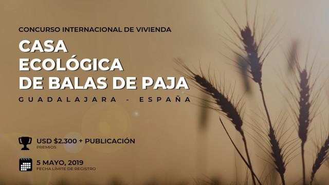 Concurso Internacional de Vivienda: Casa Ecológica. España., Elaboración propia.