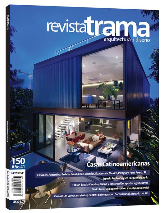 Revista Trama 150: Casas Latinoamericanas, Casa Box. Por: Flávio Castro,arq. Foto: Pedro Kok