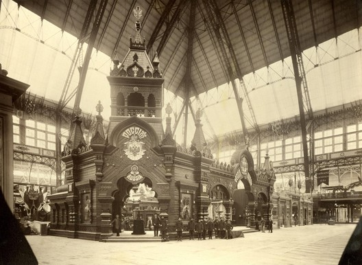 Russian Section - 1893 World Expo. Image via Creative Commons