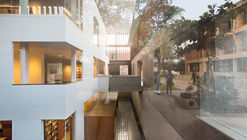Lilavati Lalbhai Library / RMA Architects