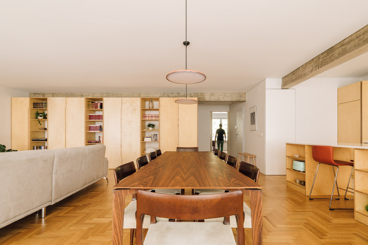 Apartamento na Portela / Lioz Arquitetura + Rodrigo Lino Gaspar, © Francisco Nogueira