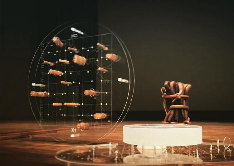 Diseñando con cochayuyo, el alga que dispersa la luz, Cortesía de Domingo Arancibia