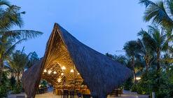 Pavilhão Flamingo Bamboo / BambuBuild