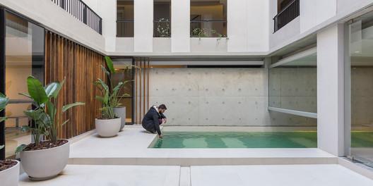 Edificio JA1205 / Cubero Rubio