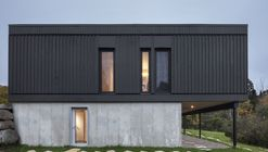 Chalet La Barque / ACDF Architecture