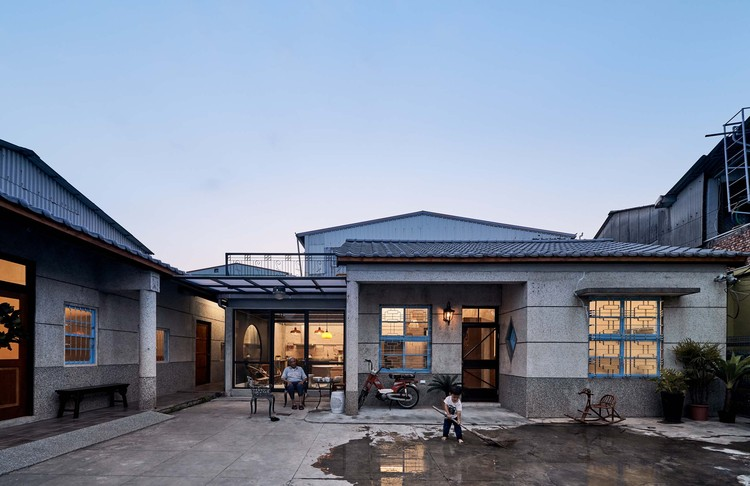 The Living Lab, Traditional Clan Estate / HAO Design, © Hey!Cheese