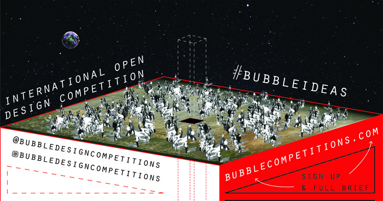 Call for Entries: Eliminate Loneliness Through Design, © Bubble Competitions