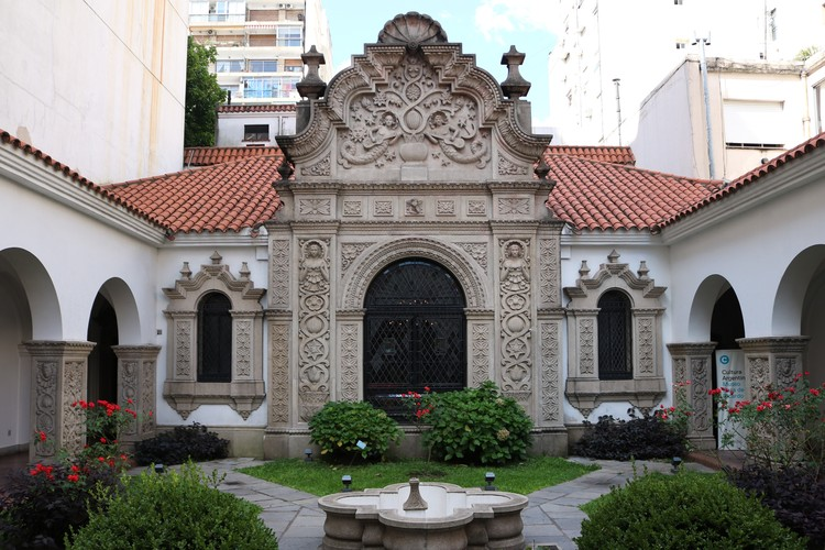 Casa Museo Ricardo Rojas: la arquitectura de Eurindia, © Mariana Etulain