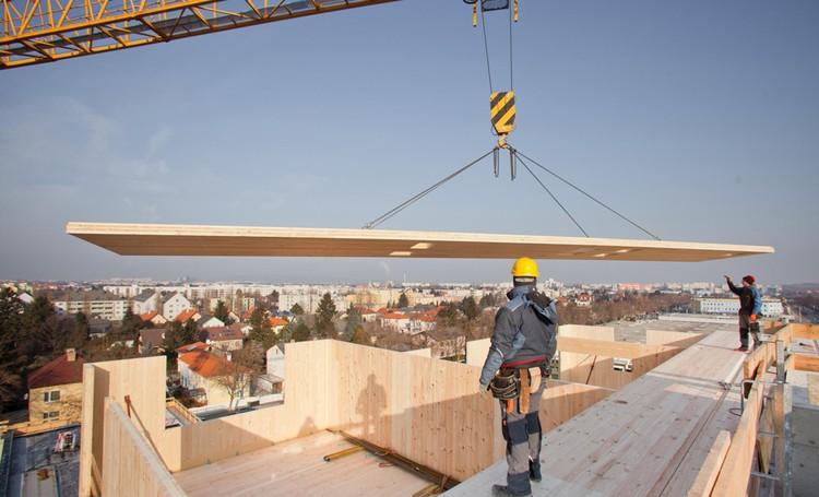 Fórum Internacional de Construcción con Madera, Edificio de viviendas con CLT      @binderholz