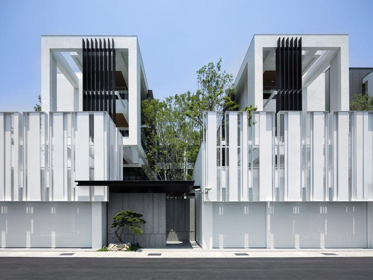 Casa de luz verde / Chain10 Architecture & Interior Design Institute, © Qimin Wu