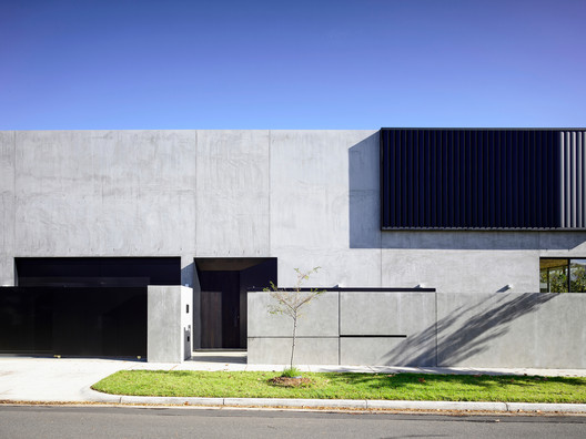 Light Vault / Chamberlain Architects