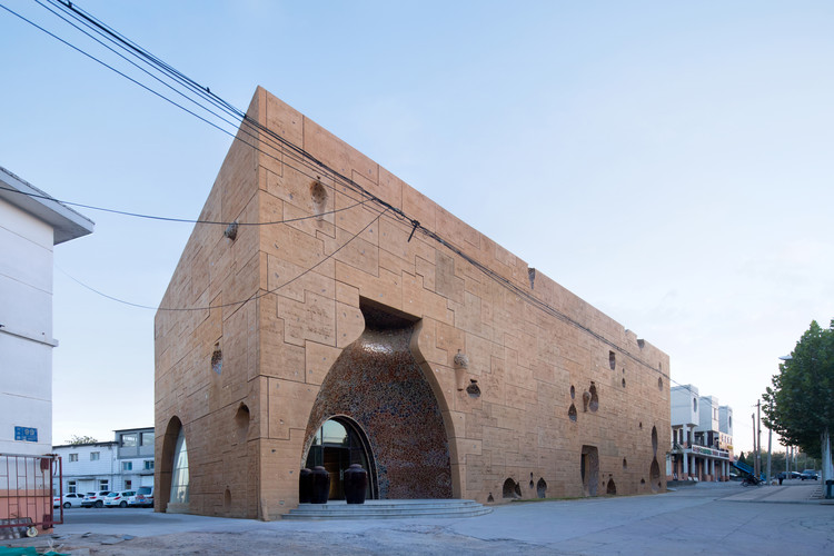 Millet Vinegar Museum / Zhanghua Studio, AATU, © Arch-Exist