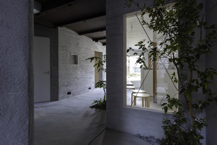 Hostal Bokuyado Nishijin / td-Atelier + ENDO SHOJIRO DESIGN, © Matsumura Kohei