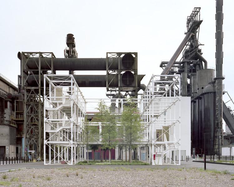 Campus de Belval / Inessa Hansch Architecte, © Maxime Delvaux