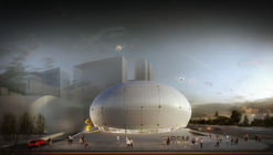 Robots construirán museo de robótica diseñado por Melike Altınışık en Seúl
