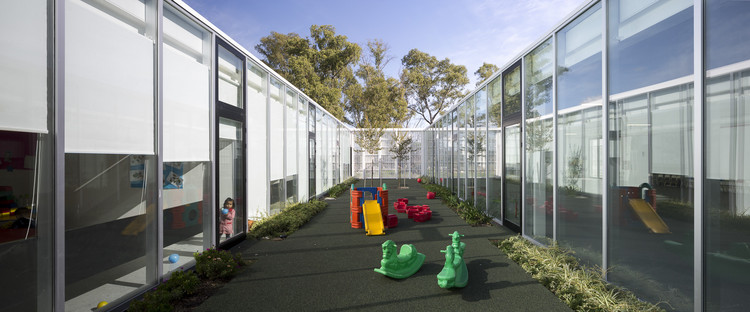 Centro de Desarrollo Infantil Comuna 8  / Dirección General de Arquitectura + MDUyT + GCBA, © Javier Agustín Rojas