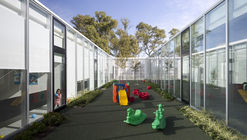 Centro de Desarrollo Infantil Comuna 8  / Dirección General de Arquitectura + MDUyT + GCBA