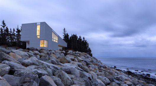 De Vries House / Mackay-Lyons Sweetapple Architects