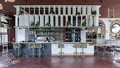 Lofos Bar / Ark4 Lab Of Architecture