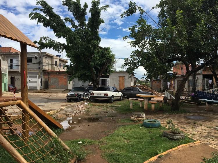 Moradores do Jardim Lapenna criam plano de bairro participativo de São Paulo, Jardim Lapenna, São Miguel Paulista. Foto: Eduardo Silva/32xSP