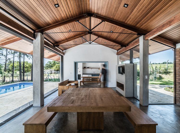 GSM House / OTP arquitetura, © Guilherme Pucci