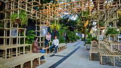 Calçada de Todas as Cores / Zoom Urbanismo Arquitetura e Design + LAO Engenharia & Design
