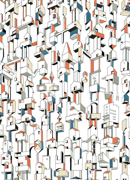 """Arte e Arquitetura: """"As cidades e a Memória – a Arquitetura e a Cidade"""" por Marta Vilarinho de Freitas - parte III, Cortesia de Marta Vilarinho de Freitas"""