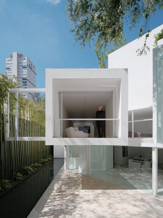 Rombo IV / Miguel Angel Aragonés | ArchDaily México