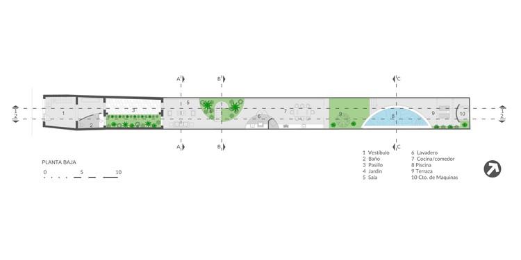 Kaleidos House / Taller Estilo Arquitectura 1