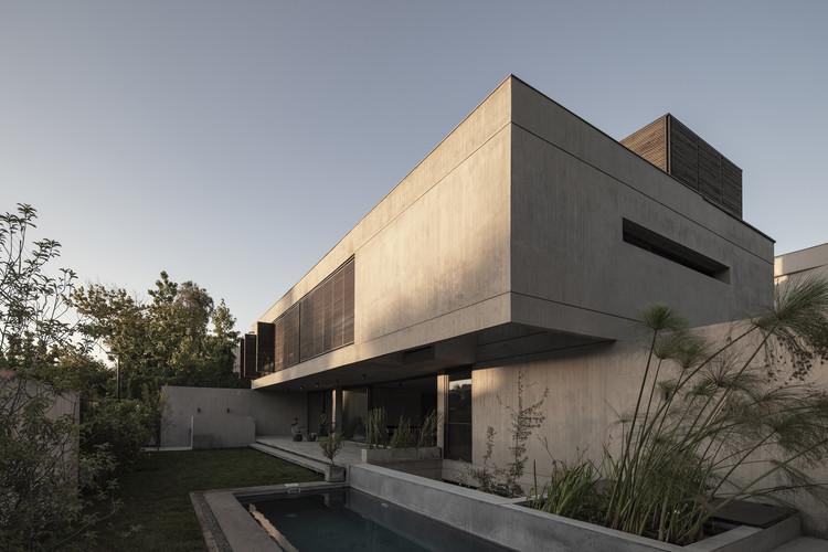 CHS House / Chauriye Stäger Arquitectos, © Pablo Casals Aguirre