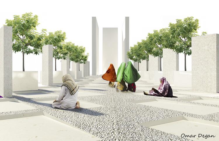 Memorial 14 October. Image Courtesy of Design Indaba