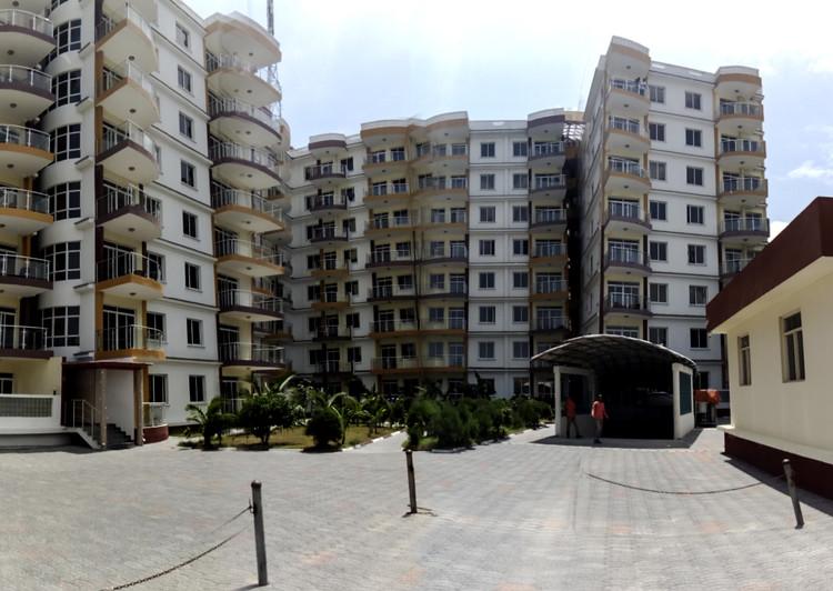 Safari Apartments Mogadishu. Image Courtesy of Design Indaba