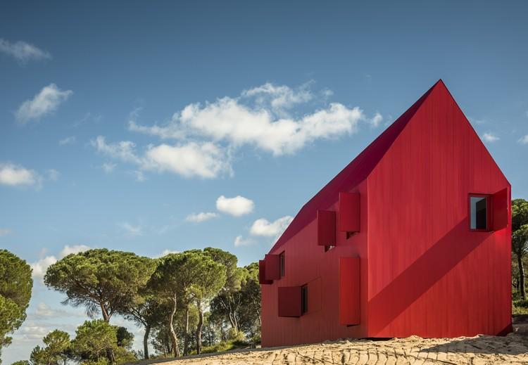 3000 House  / Rebelo Andrade, © João Guimarães - JG Photography