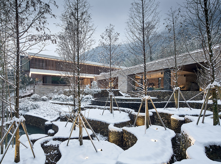 Casa Resort Anji Erlu / The Design Institute of Landscape and Architecture China Academy of Art, © Aoguan Performance of Architecture