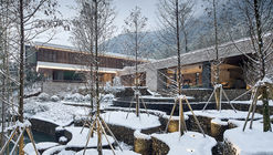 Casa Resort Anji Erlu / The Design Institute of Landscape and Architecture China Academy of Art