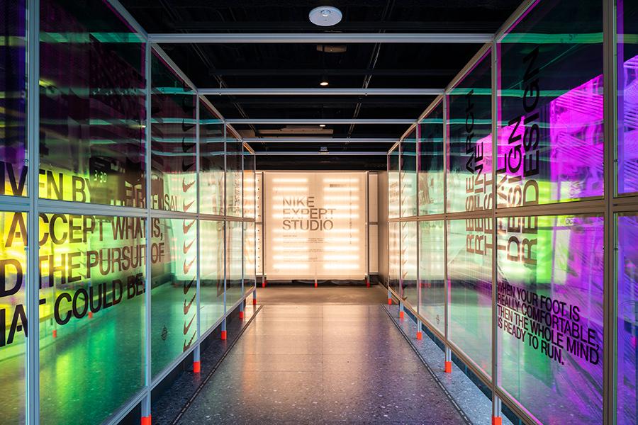 f1fde0d0a0d Nova loja da Nike em Nova Iorque busca inspirar confiança nos consumidores
