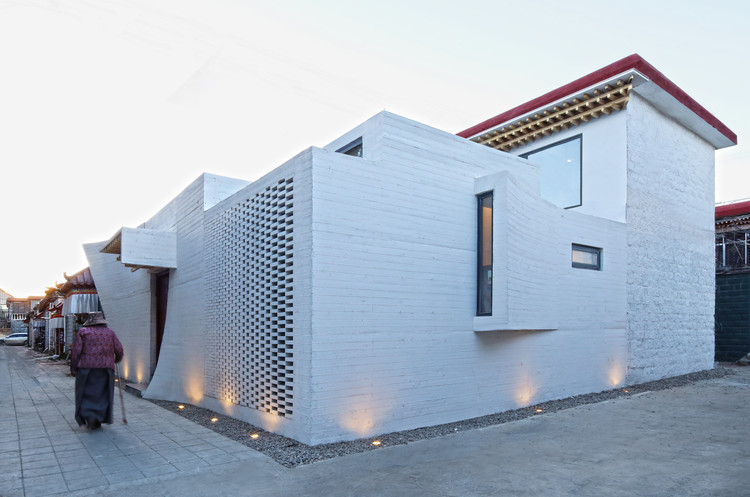 Renovation of Tibetan Dwelling / hyperSity architects, After renovation. Image Courtesy of hyperSity