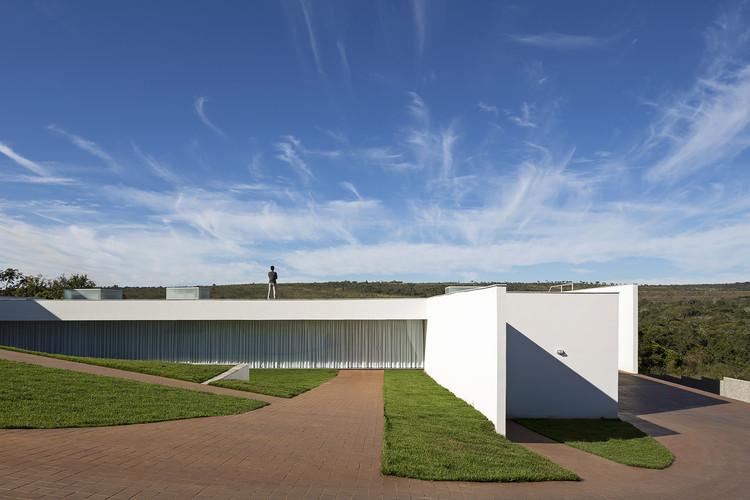 Casas brasileiras: 12 residências no campo, Casa Torreão / Bloco Arquitetos. © Haruo Mikami