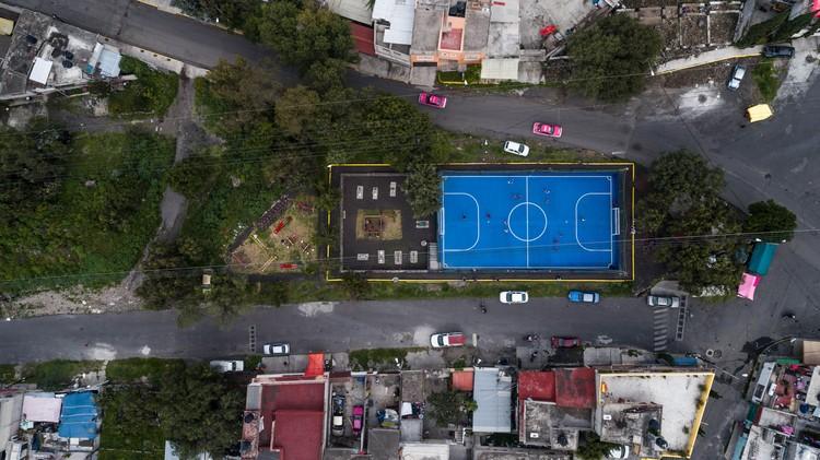 Parque Santiaguito: un sitio de unión y empoderamiento comunitario, © Zaickz Moz