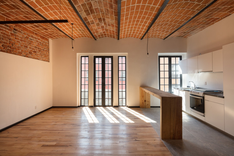 R75 - Revillagigedo 75 / gz&p arquitectos, © Enrique Macias Martinez