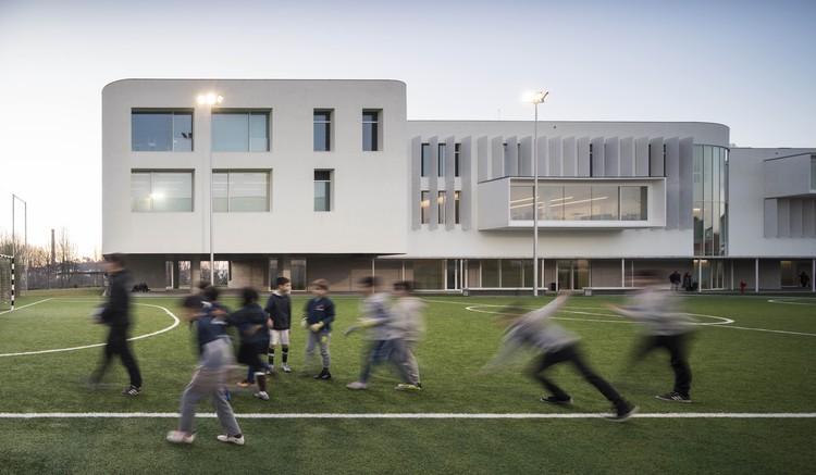 Colégio Efanor, Polo II  / Paula Santos Arquitectura, © Nelson Garrido