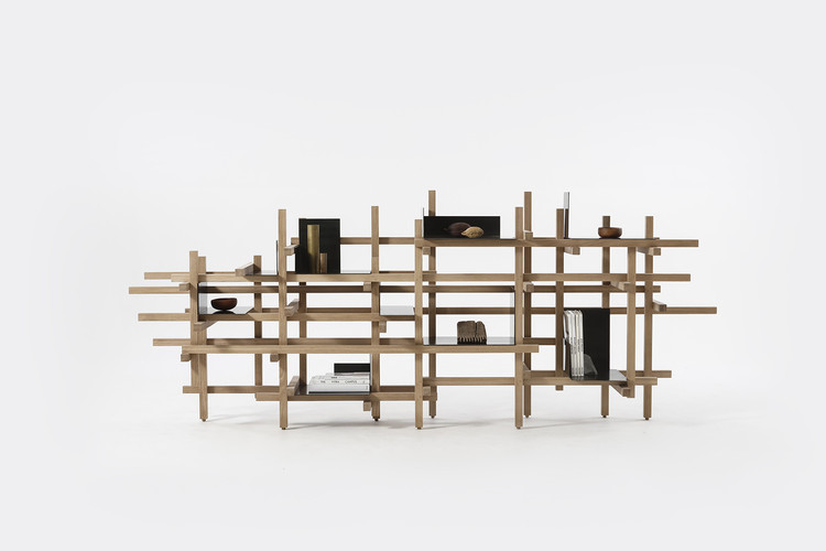 Esrawe Studio presenta colección inspirada en las cimbras constructivas, © Pablo Da Ronco